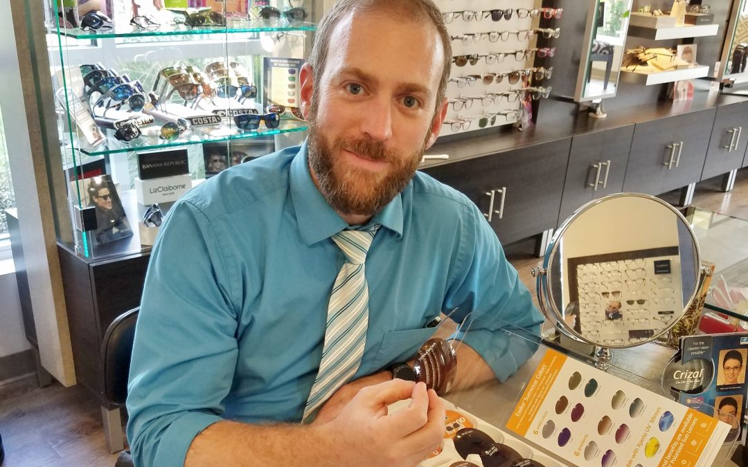 Employee Focus: Mike, Ridgefield Vision Center's Licensed Optician and Optical Manager