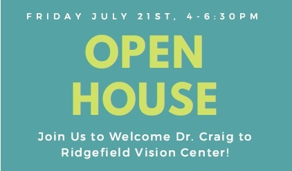 You're Invited! Open House: Friday, July 21 from 4-6:30pm