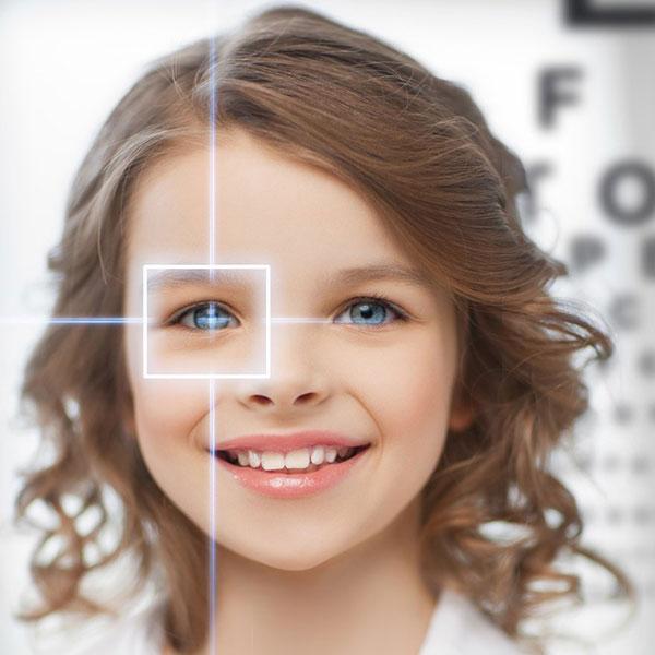 pediatric eye exam Richmond VA